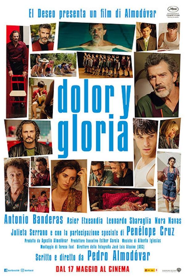 Dolor Y Gloria / CinemaSpagna 2020