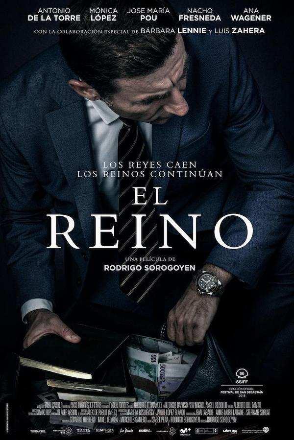 El Reino - CinemaSpagna 2019