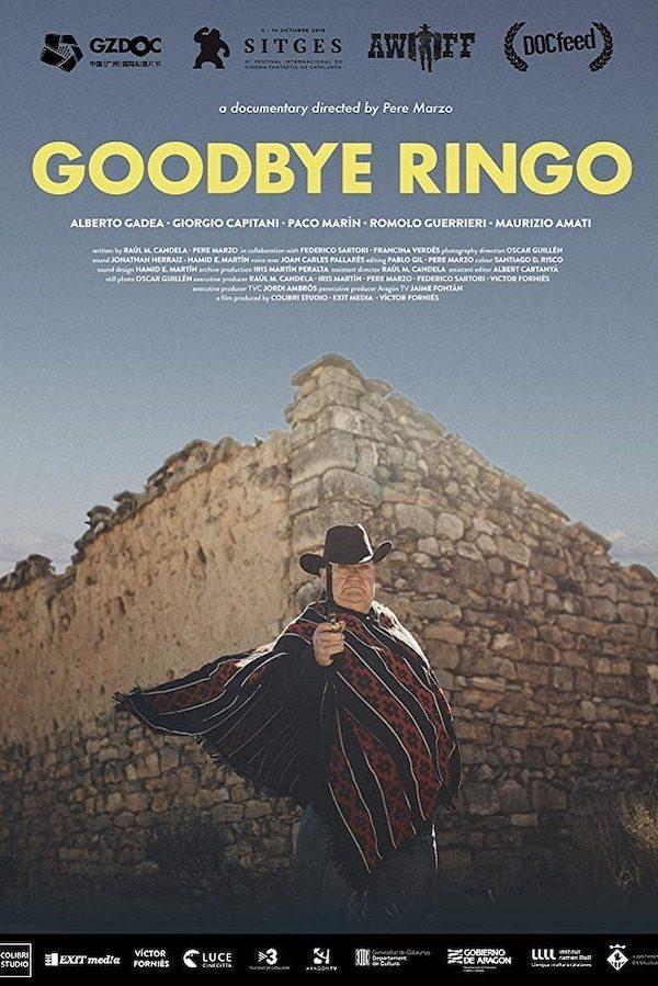 Goodbye Ringo - CinemaSpagna 2019