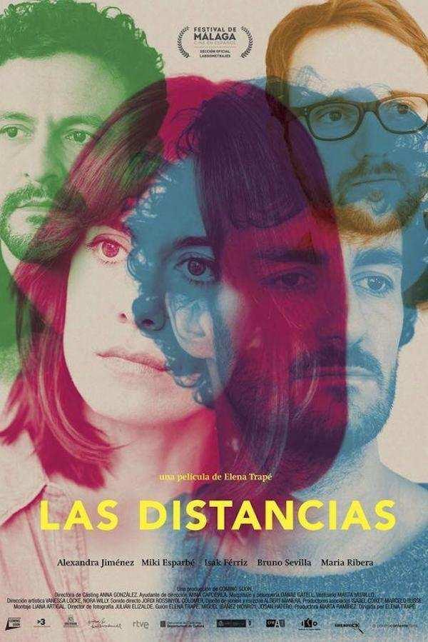 Las Distancias - CinemaSpagna 2019