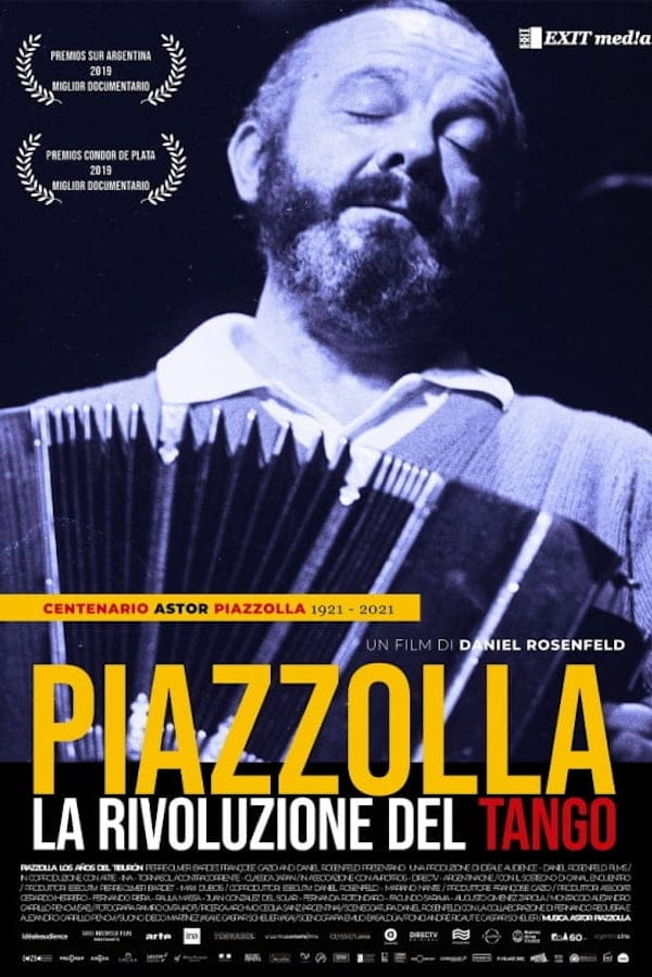 Piazzolla / CinemaSpagna 2020