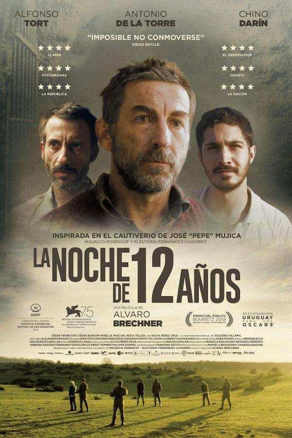 La noche de 12 anos - CinemaSpagna 2019
