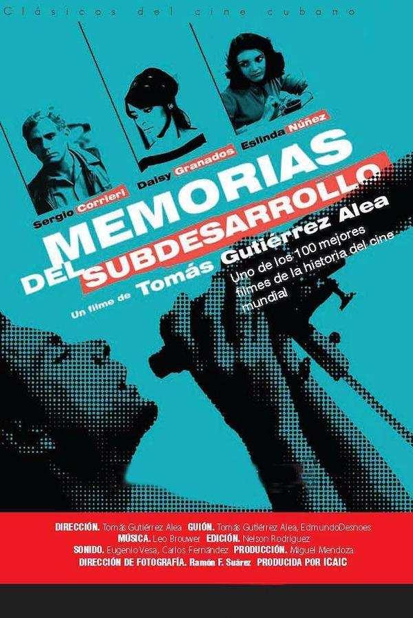 Memorias del subdesarrollo - CinemaSpagna 2019