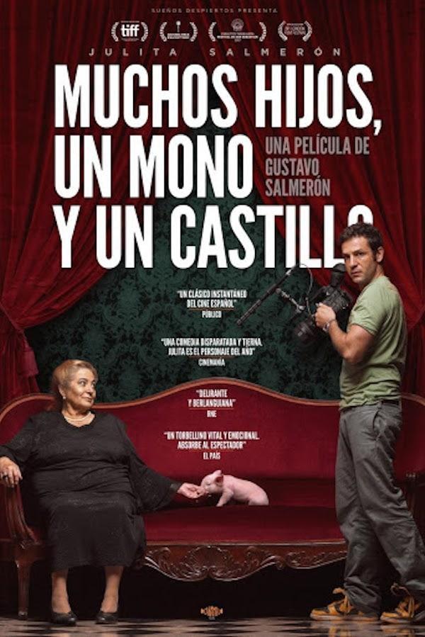 Muchos Hijos, un mono y un castillo - CinemaSpagna 2019